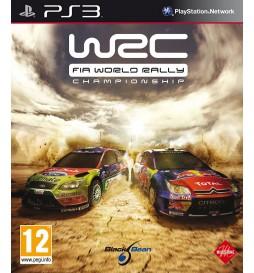 JEU PS3 WRC
