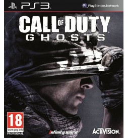 JEU PS3 CALL OF DUTY : GHOSTS