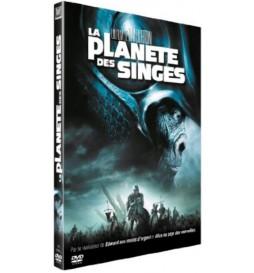 DVD LA PLANETES DES SINGES
