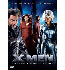 DVD X-MEN : L'AFFRONTEMENT FINAL
