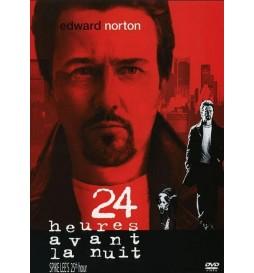 DVD 24 HEURES AVANT LA NUIT