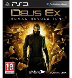 JEU PS3 DEUS EX HUMAN REVOLUTION